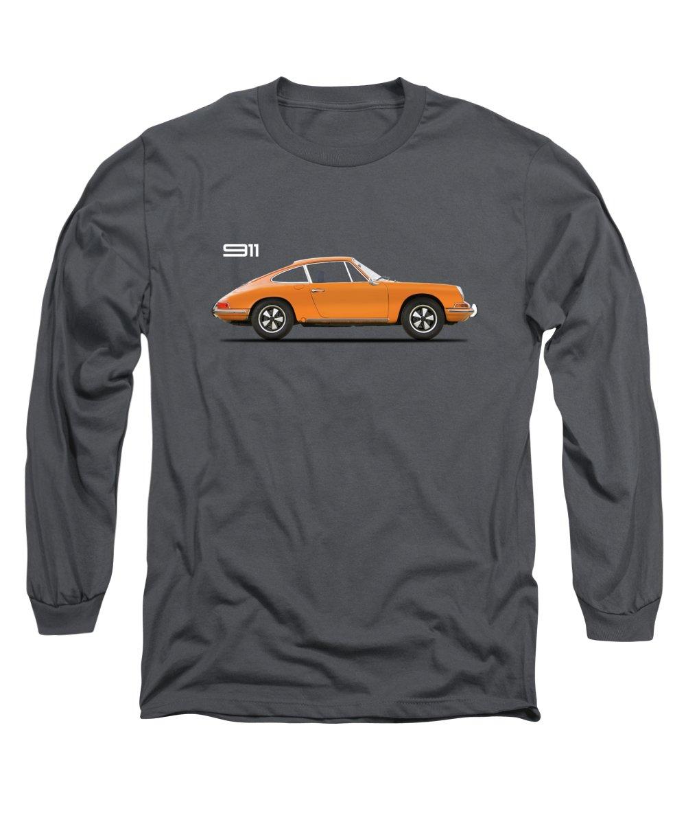 Retro Long Sleeve T-Shirts