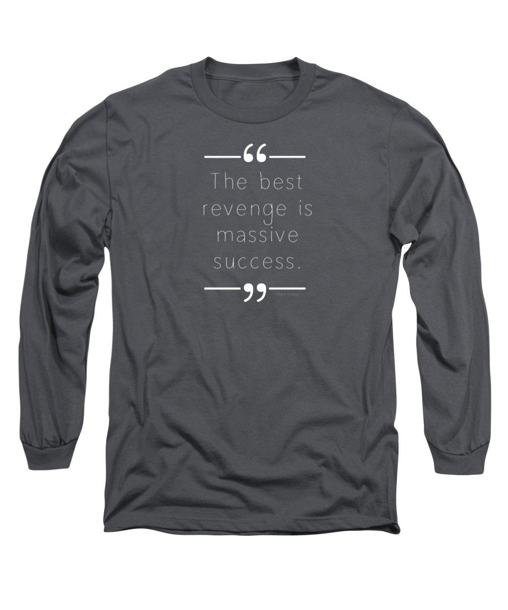 Frank Sinatra Long Sleeve T-Shirts