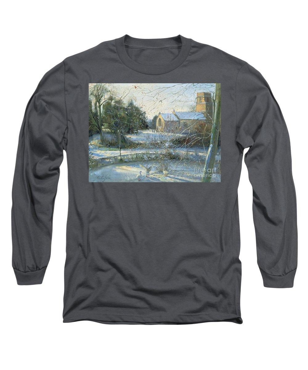 Church Yard Long Sleeve T-Shirts