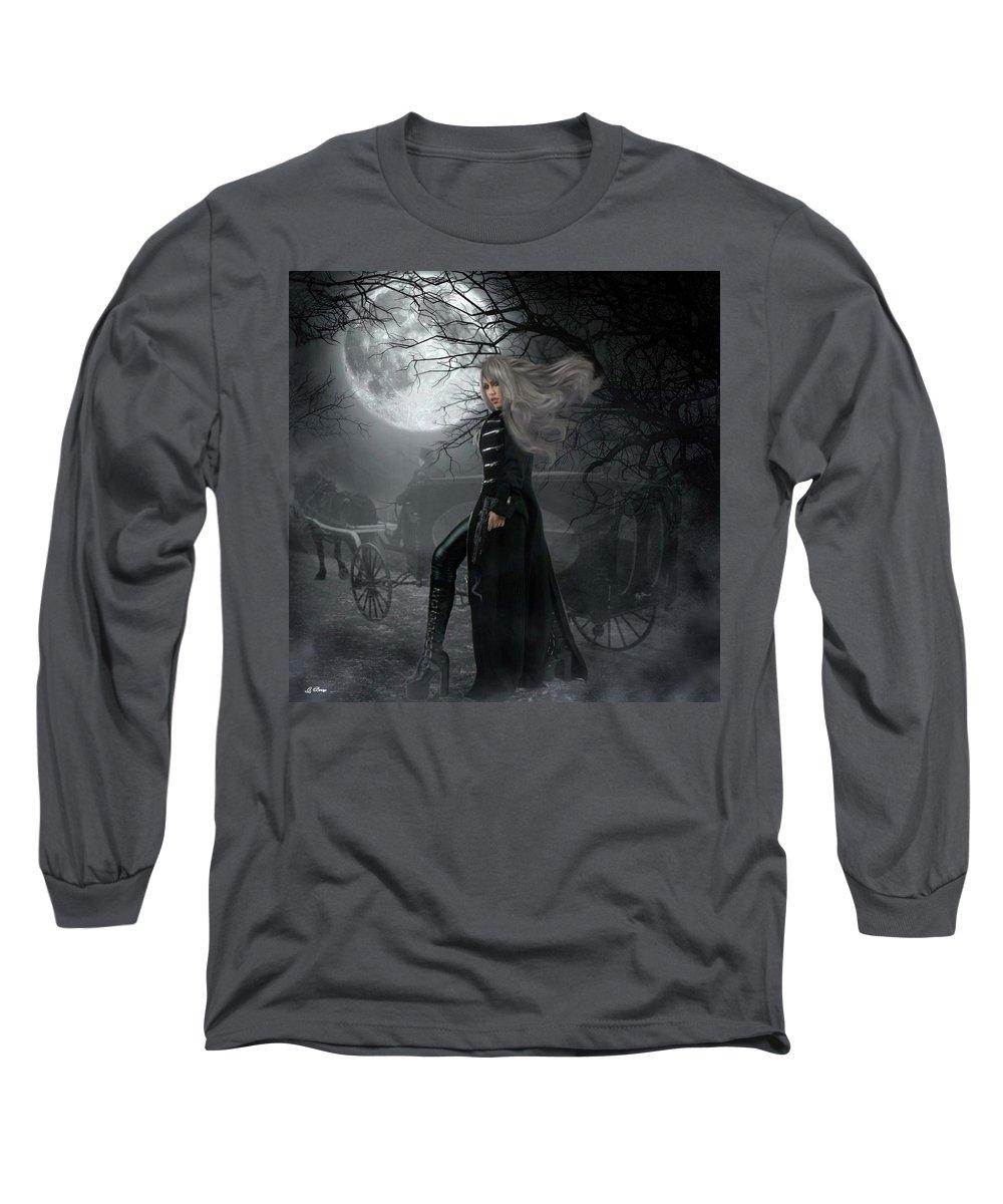 Undertaker Mixed Media Long Sleeve T-Shirts