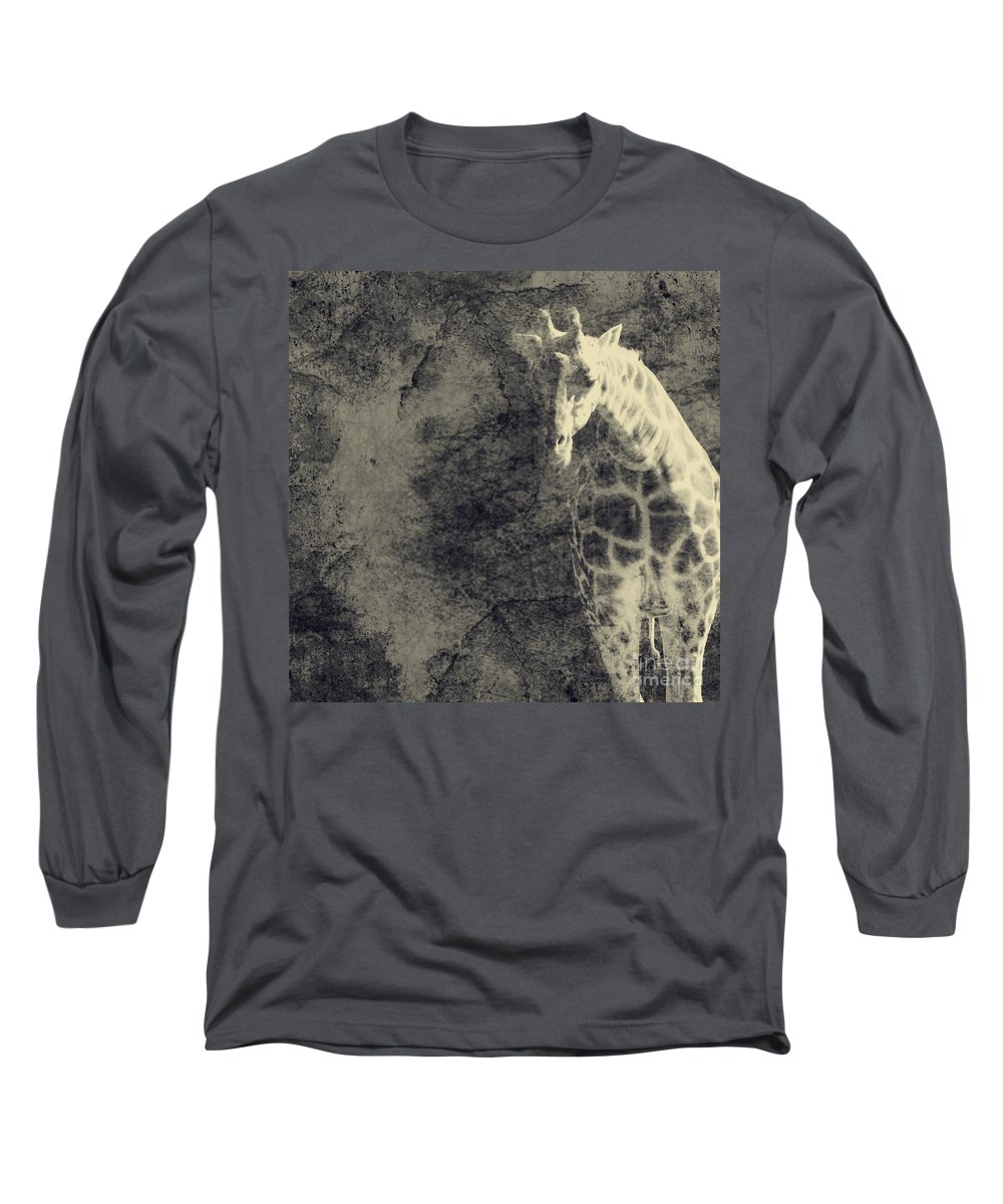Dipasquale Long Sleeve T-Shirt featuring the photograph ...the Vast Expanses Of The Earth by Dana DiPasquale