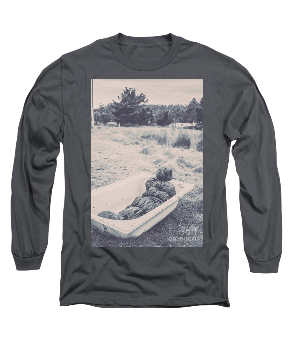 Pathology Photographs Long Sleeve T-Shirts
