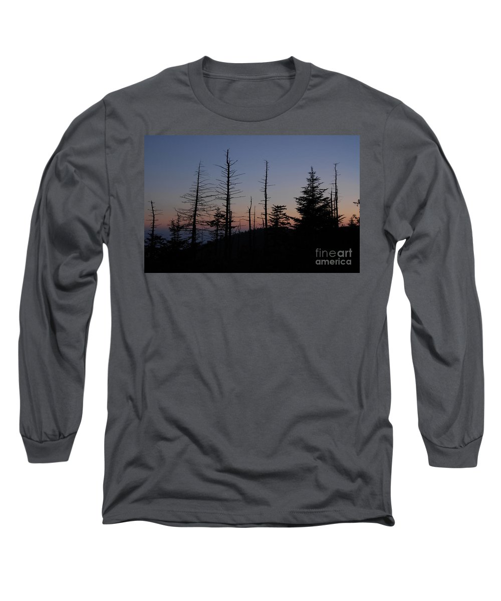 Wilderness Long Sleeve T-Shirt featuring the photograph Wilderness by David Lee Thompson