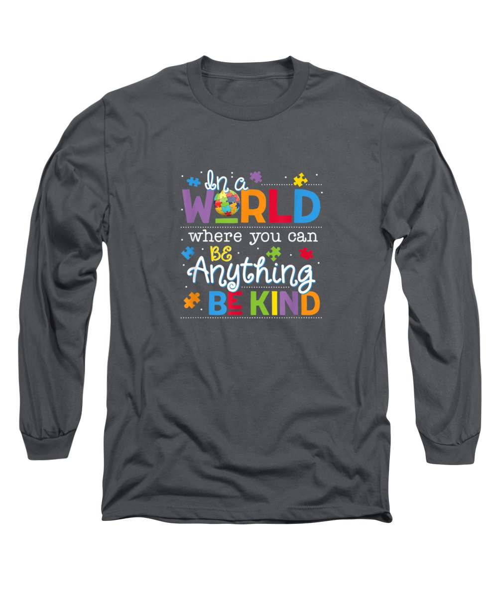 World Long Sleeve T-Shirts