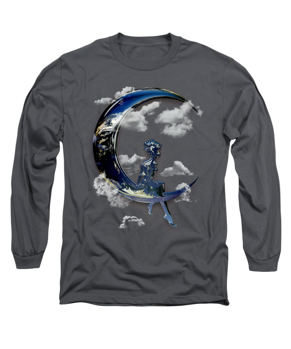 Time Frame Long Sleeve T-Shirts