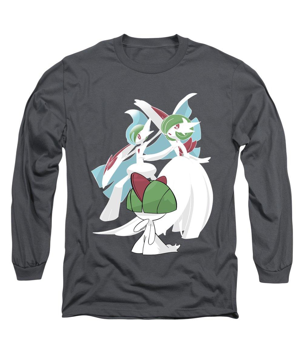 Pokes Long Sleeve T-Shirts