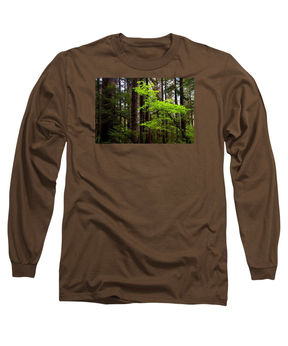 Olympic National Park Long Sleeve T-Shirts