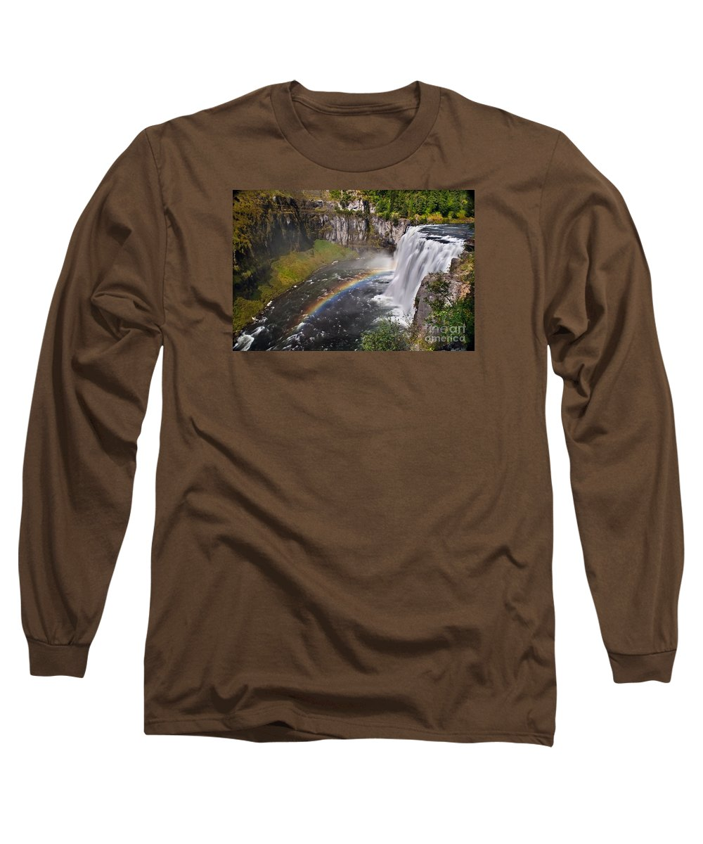 Targhee National Forest Photographs Long Sleeve T-Shirts
