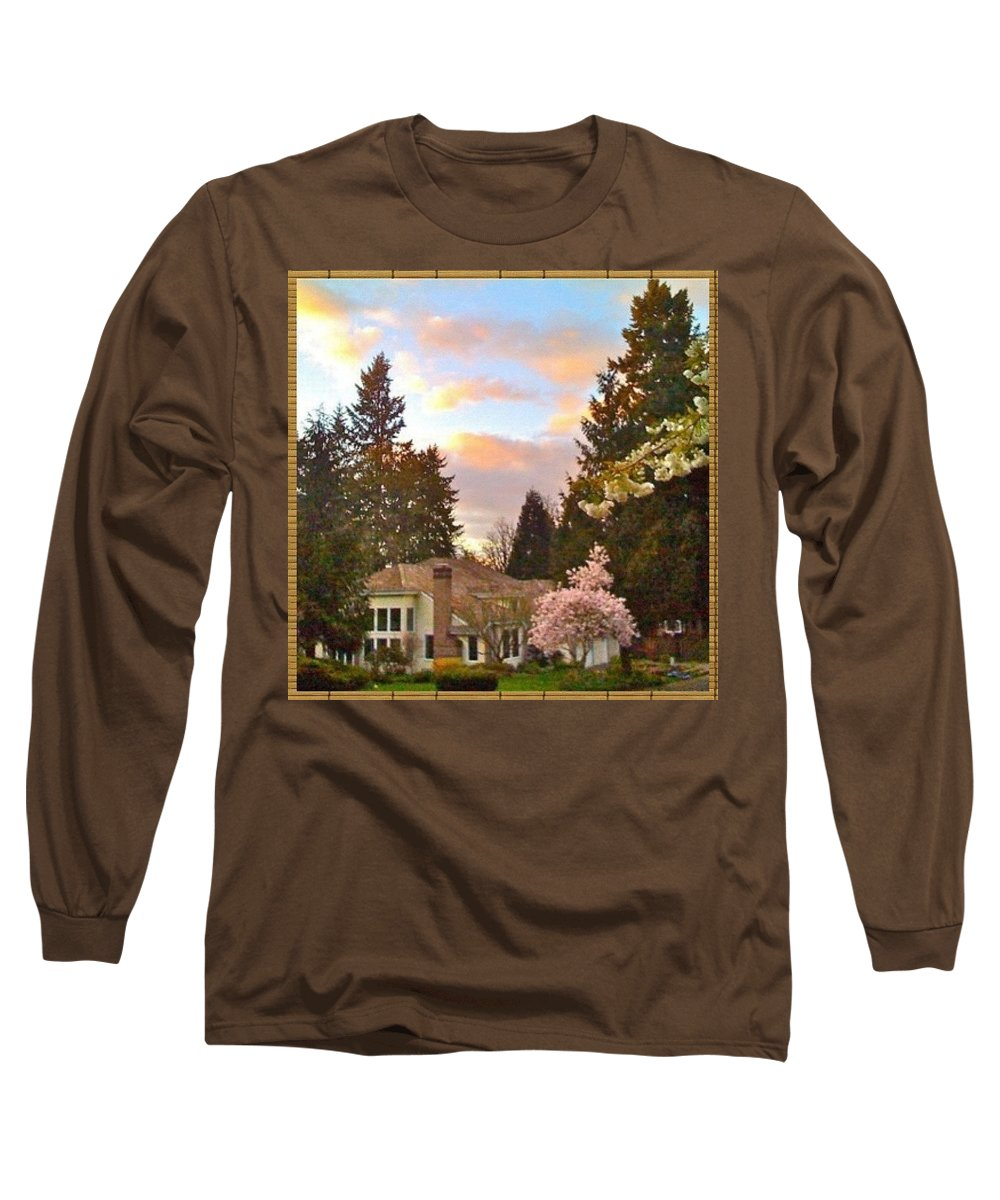 House Long Sleeve T-Shirts