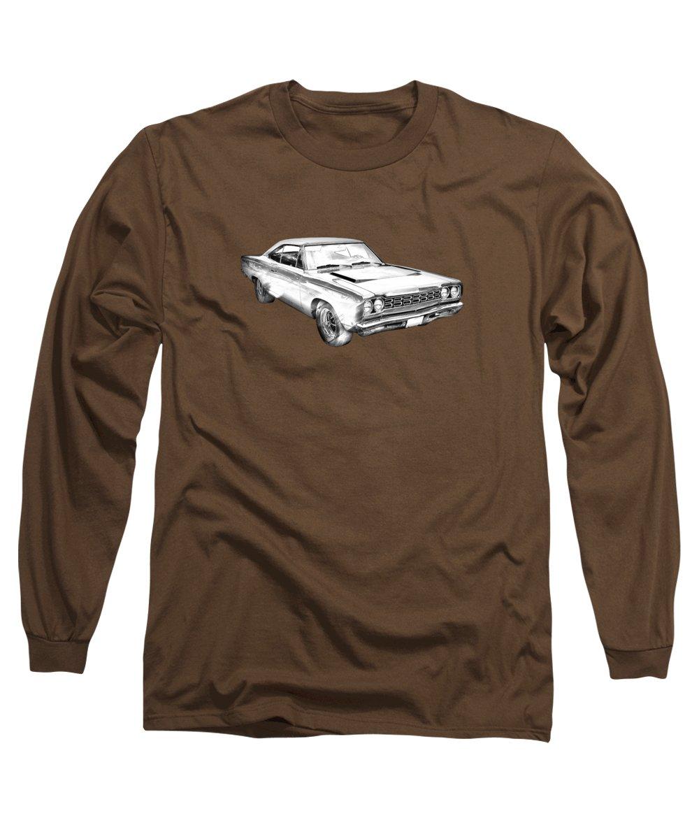 Roadrunner Long Sleeve T-Shirts