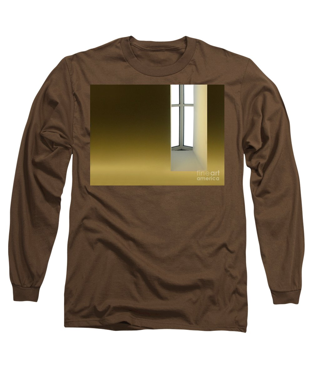 Architecture Long Sleeve T-Shirt featuring the photograph Above Series 2.0 by Dana DiPasquale