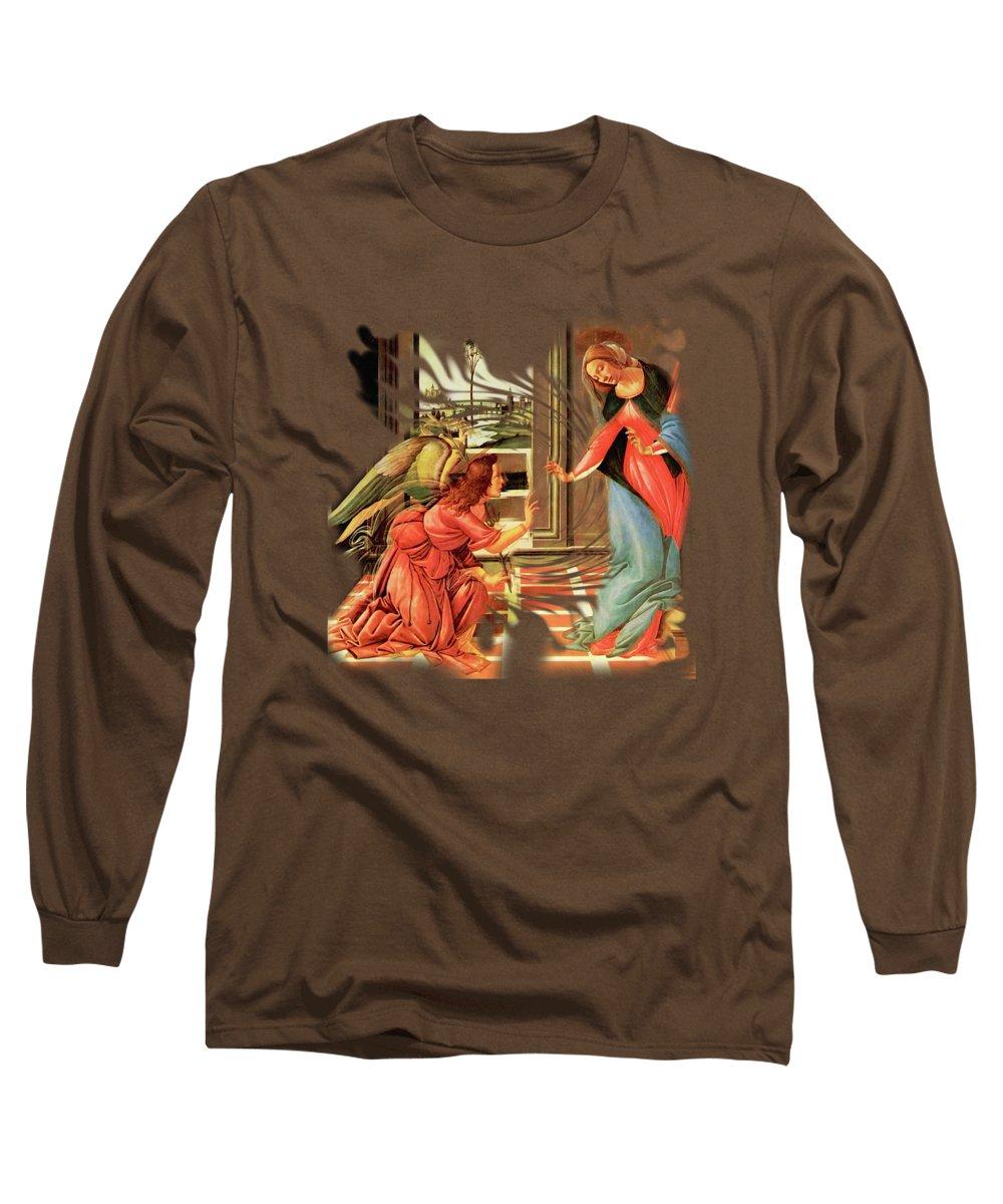 Botticelli Long Sleeve T-Shirts