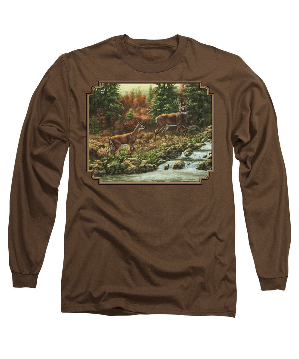 Ponds Long Sleeve T-Shirts