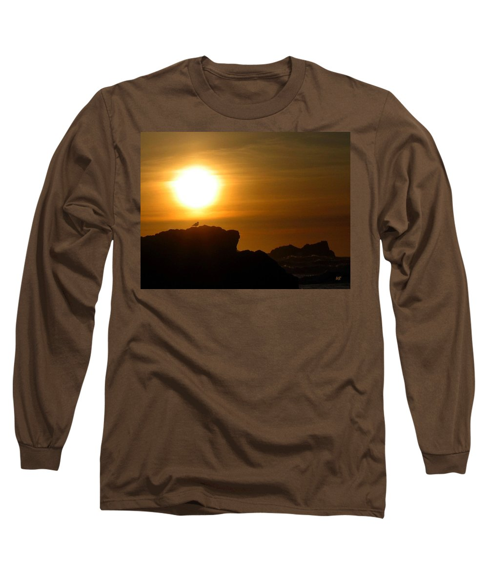 Bandon Long Sleeve T-Shirt featuring the photograph Bandon 30 by Will Borden