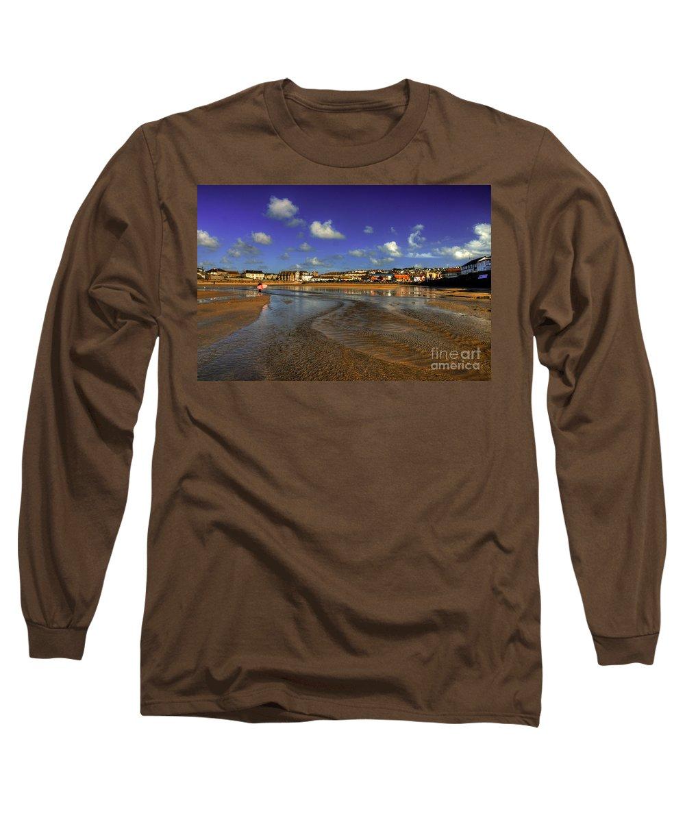 Bodyboard Long Sleeve T-Shirts