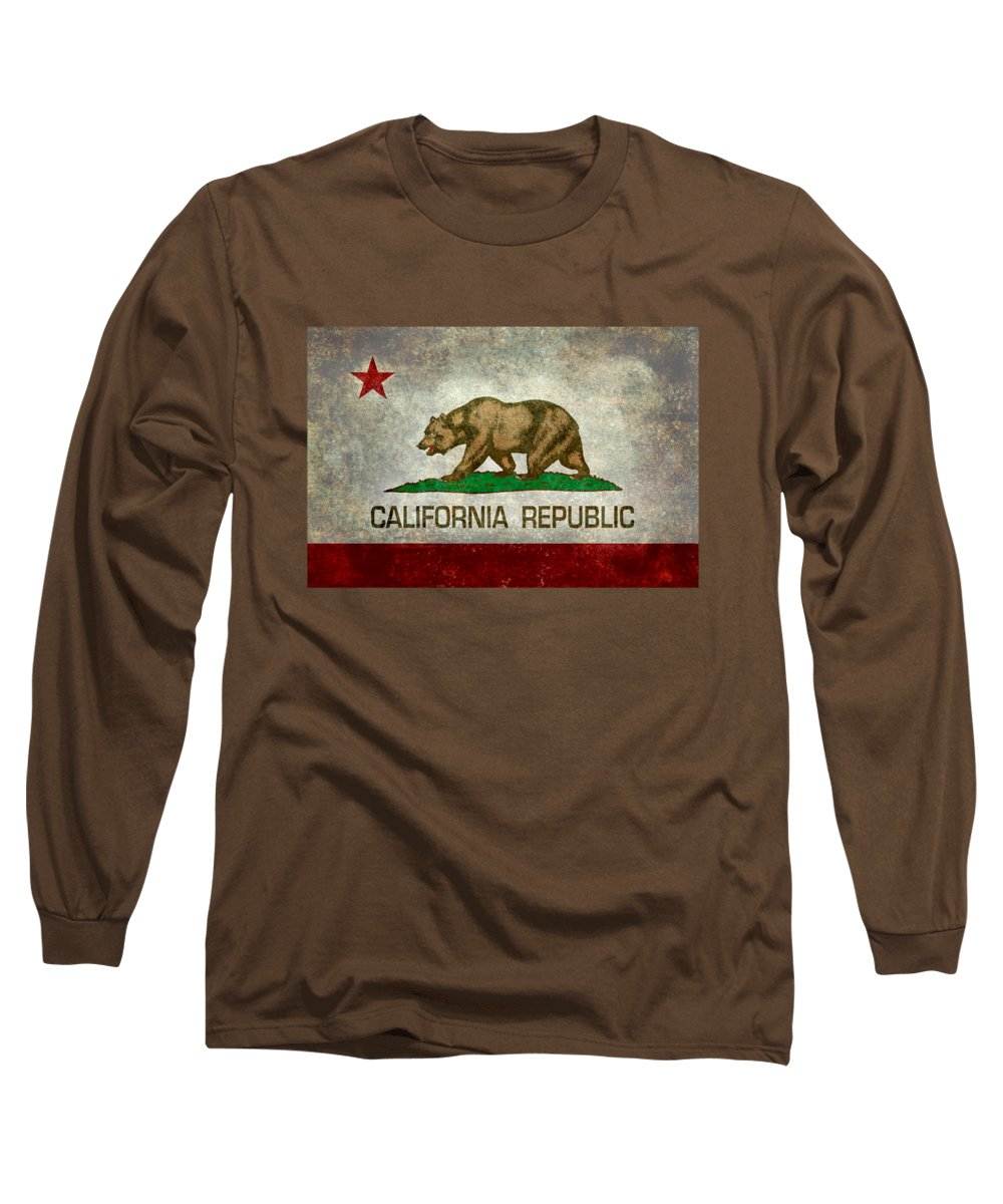 National Flags Long Sleeve T-Shirts