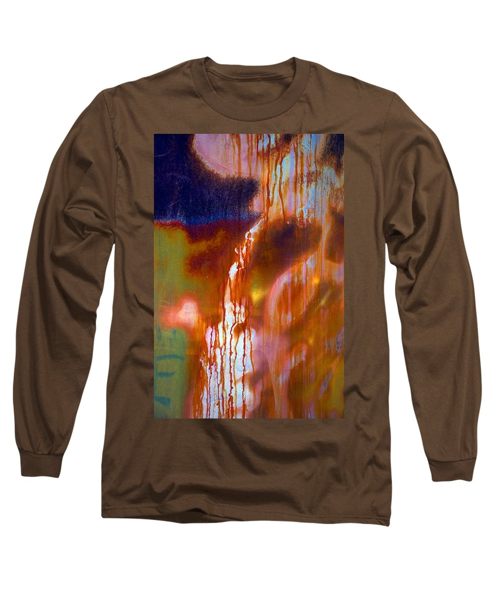 Skip Long Sleeve T-Shirt featuring the photograph Cry Me A River by Skip Hunt