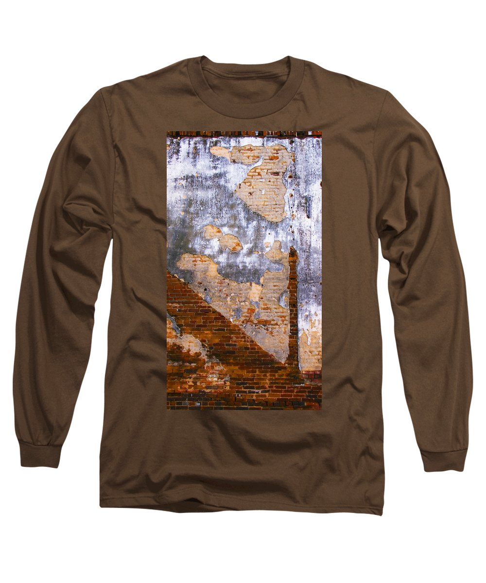 Architecture Long Sleeve T-Shirt featuring the photograph Finger Food by Skip Hunt