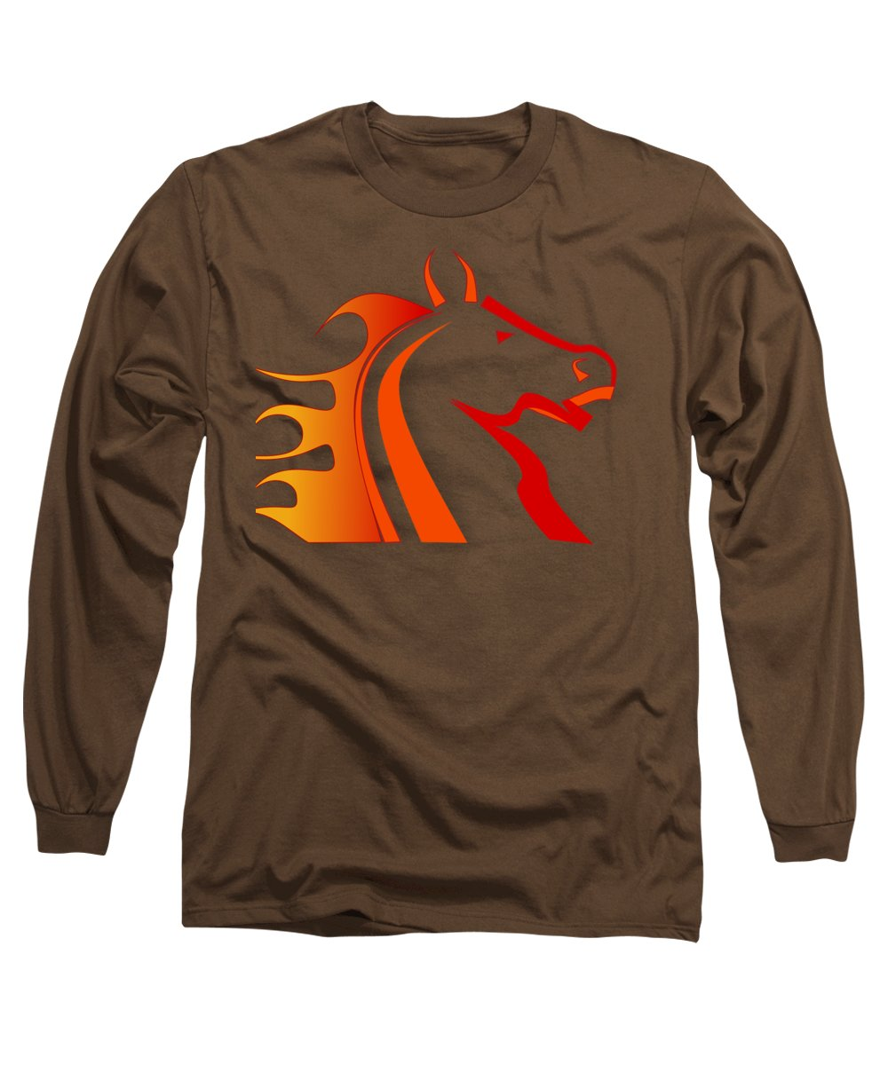 Rodeo Long Sleeve T-Shirts