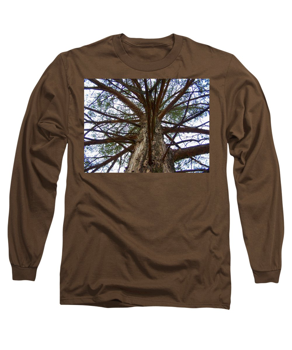 Life Long Sleeve T-Shirt featuring the photograph Live Spokes by Nadine Rippelmeyer