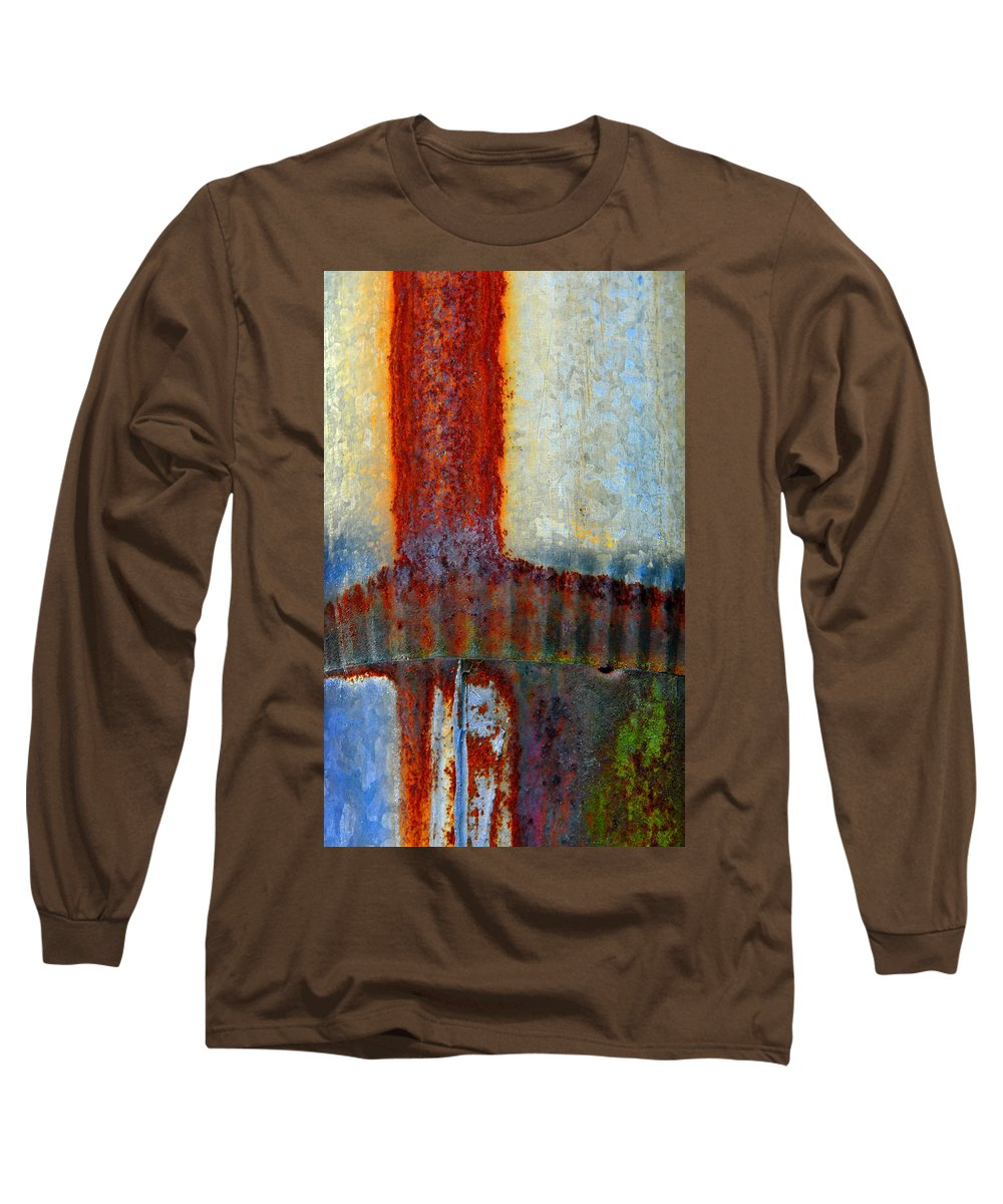 Skip Hunt Long Sleeve T-Shirt featuring the photograph Magma by Skip Hunt