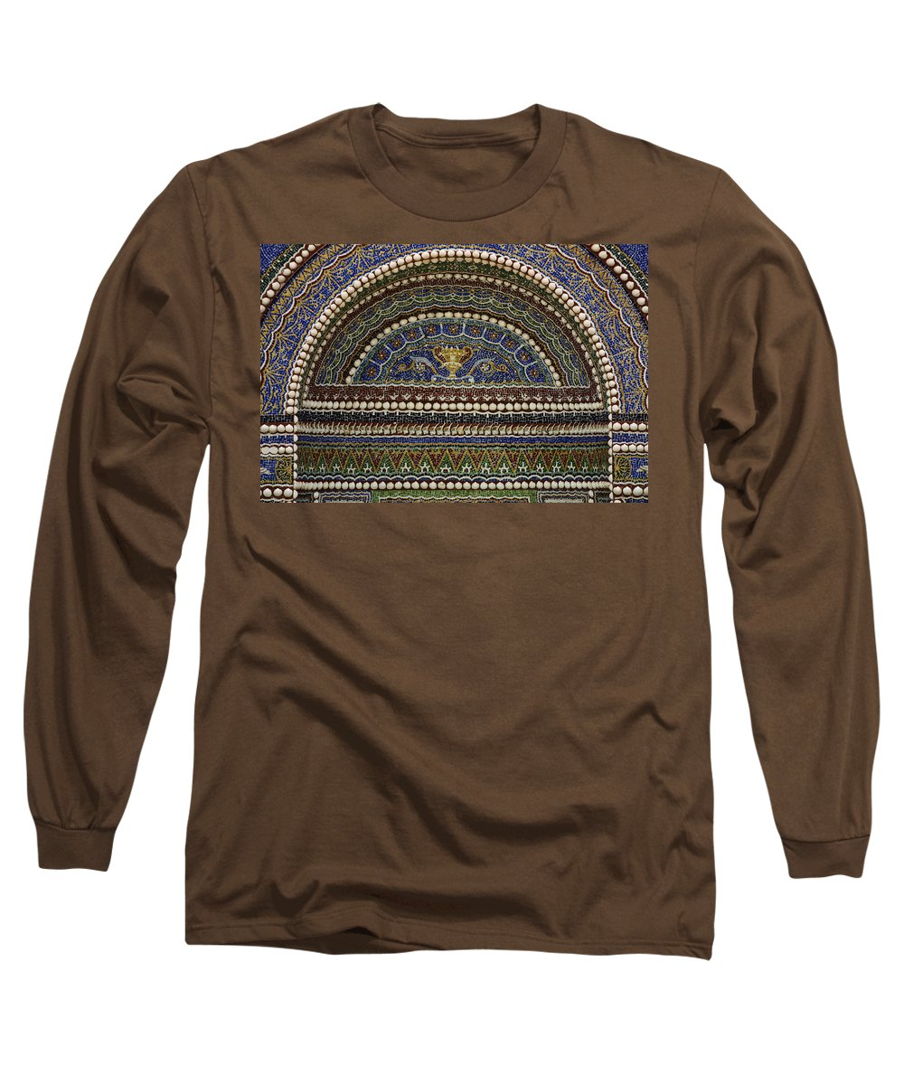 J Paul Getty Photographs Long Sleeve T-Shirts