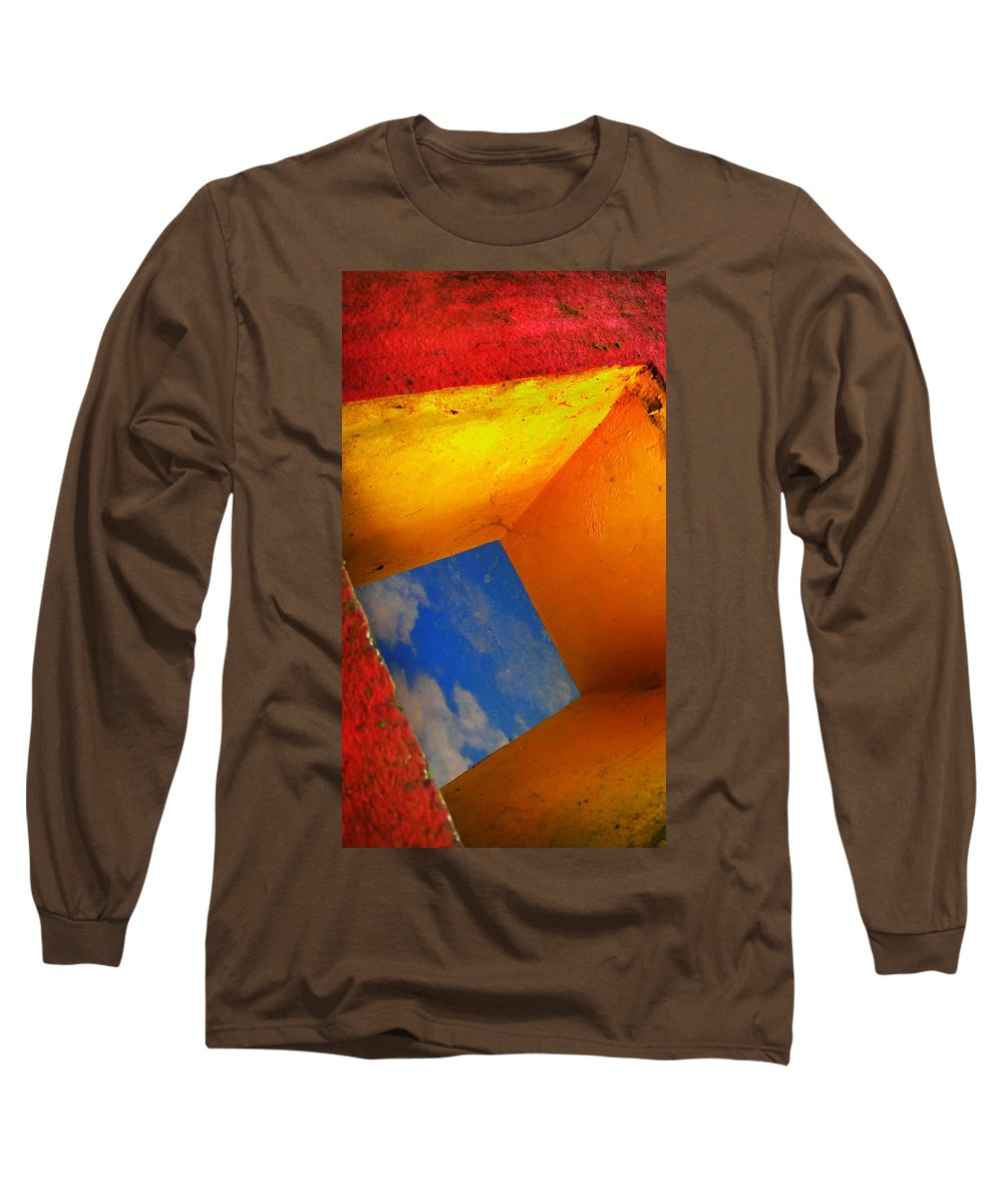 Skip Hunt Long Sleeve T-Shirt featuring the photograph Over The Rainbow by Skip Hunt