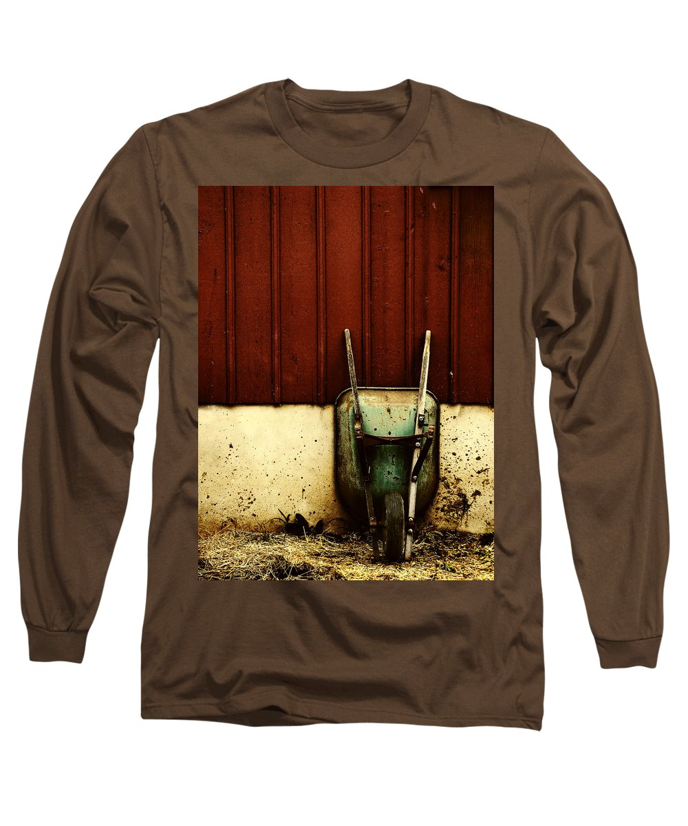 Dipasquale Long Sleeve T-Shirt featuring the photograph Saving Daylight by Dana DiPasquale
