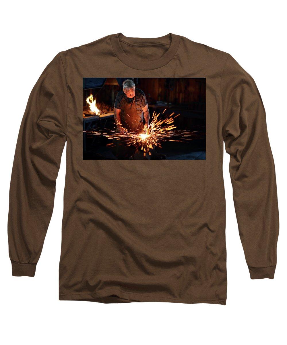 Anvil Long Sleeve T-Shirts