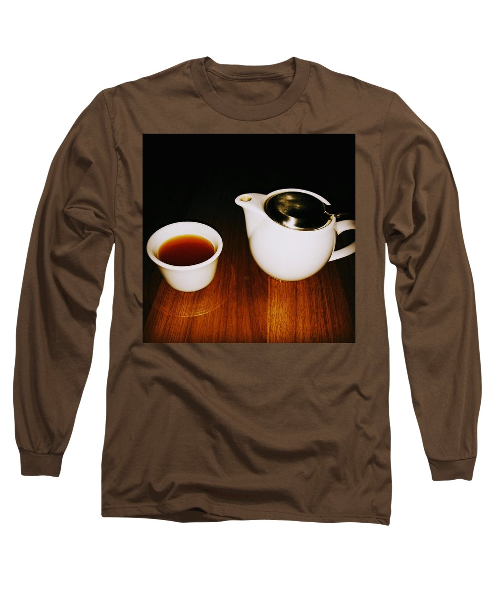 Abstract Long Sleeve T-Shirts