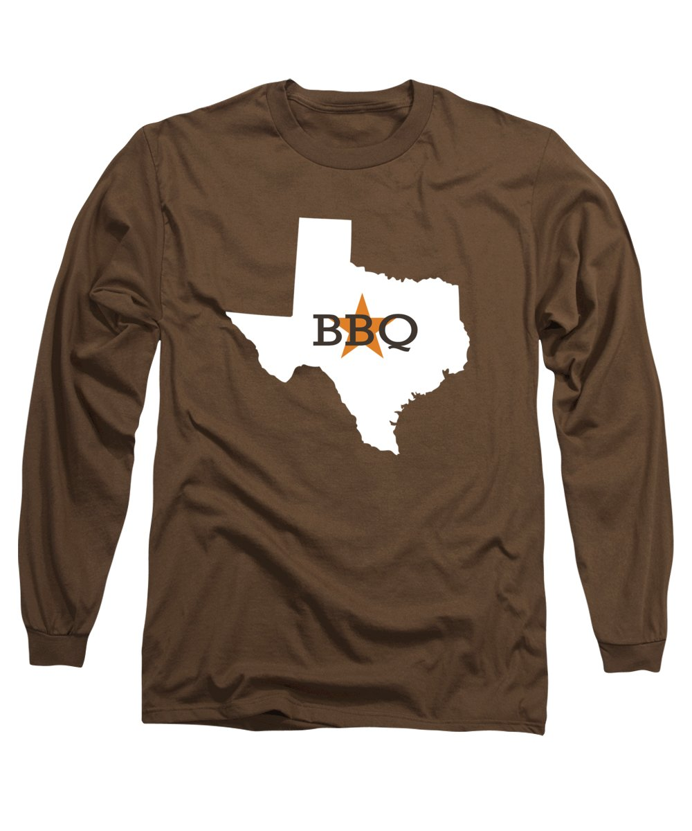 Barbeque Long Sleeve T-Shirts