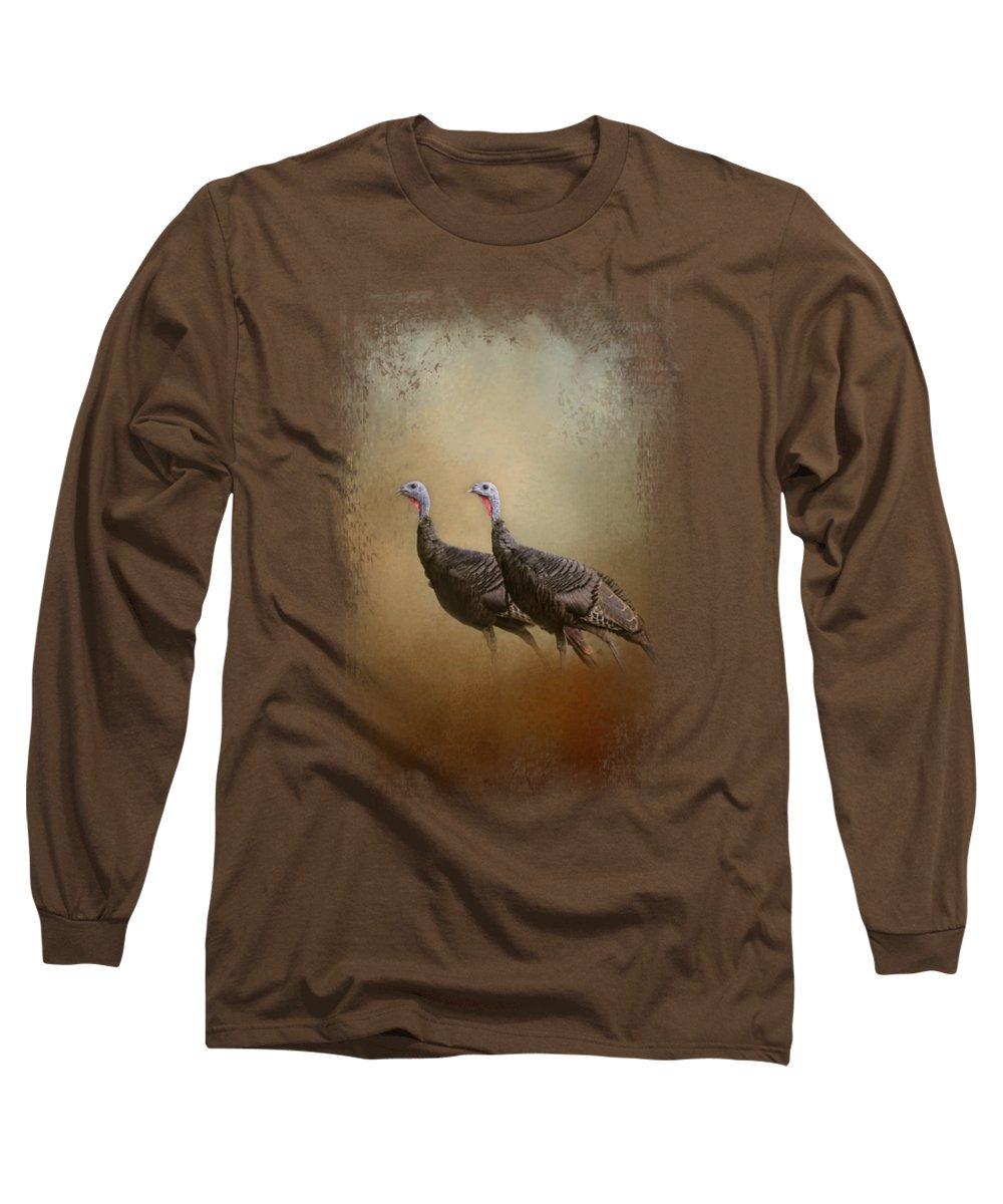 Turkey Long Sleeve T-Shirts