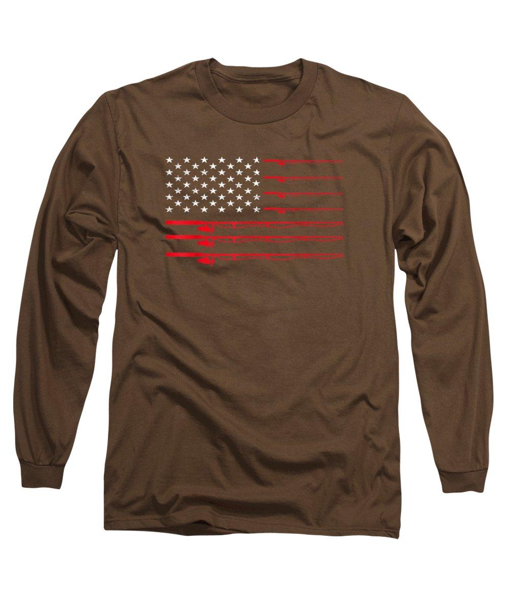 Idea Digital Art Long Sleeve T-Shirts