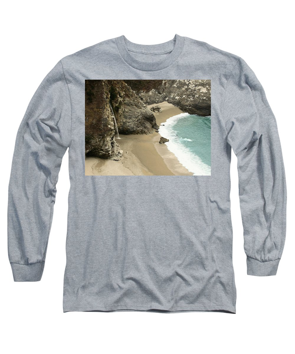 A Secret Place Long Sleeve T-Shirt featuring the photograph A Secret Place by Ellen Henneke