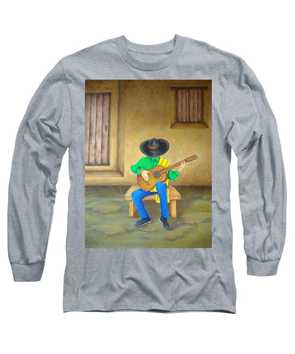 Chitarra Long Sleeve T-Shirts