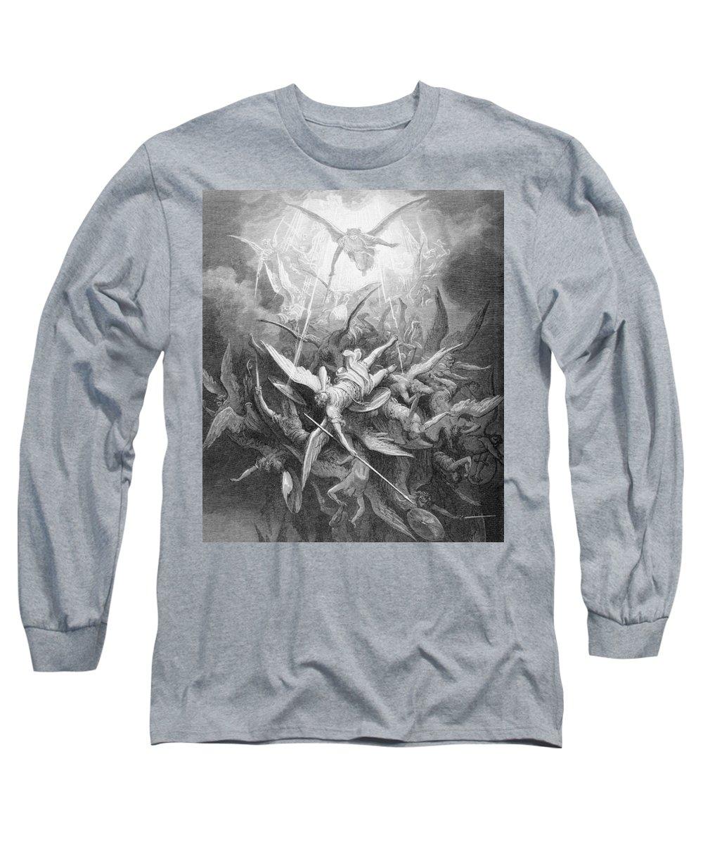 Expulsion Long Sleeve T-Shirts