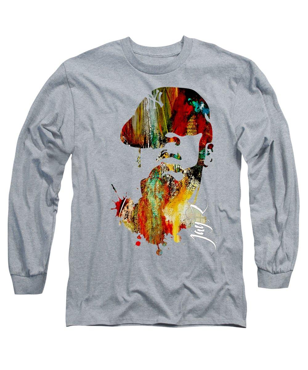 Jay Z Long Sleeve T-Shirts