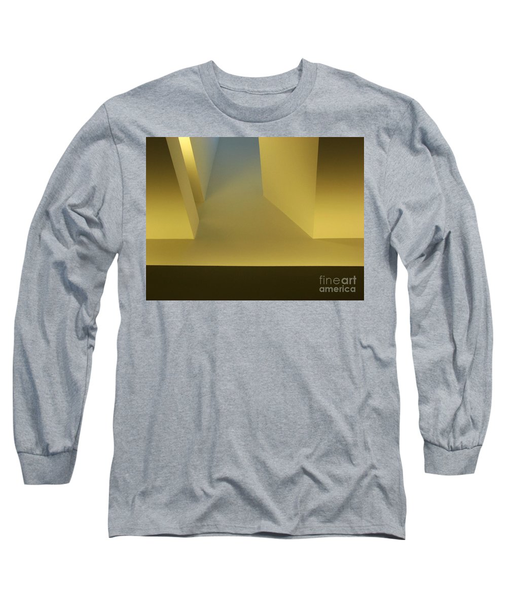 Yellow Long Sleeve T-Shirt featuring the photograph Above Series 4.0 by Dana DiPasquale