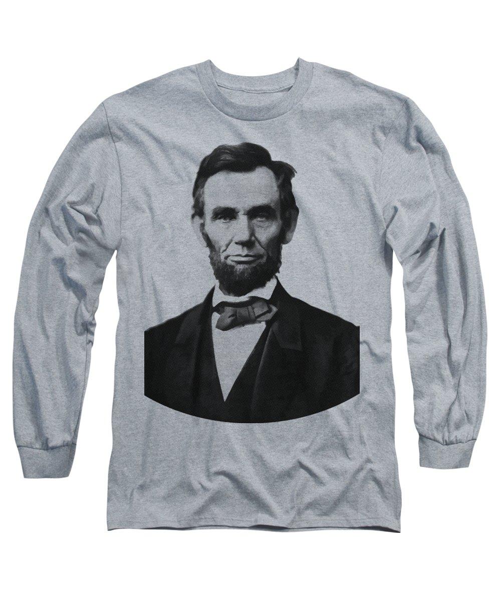 Abraham Lincoln Long Sleeve T-Shirts