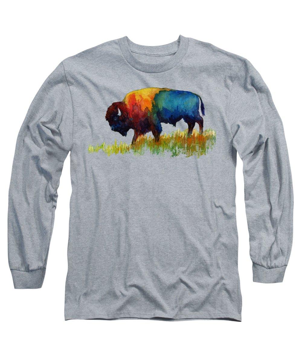 Western Long Sleeve T-Shirts