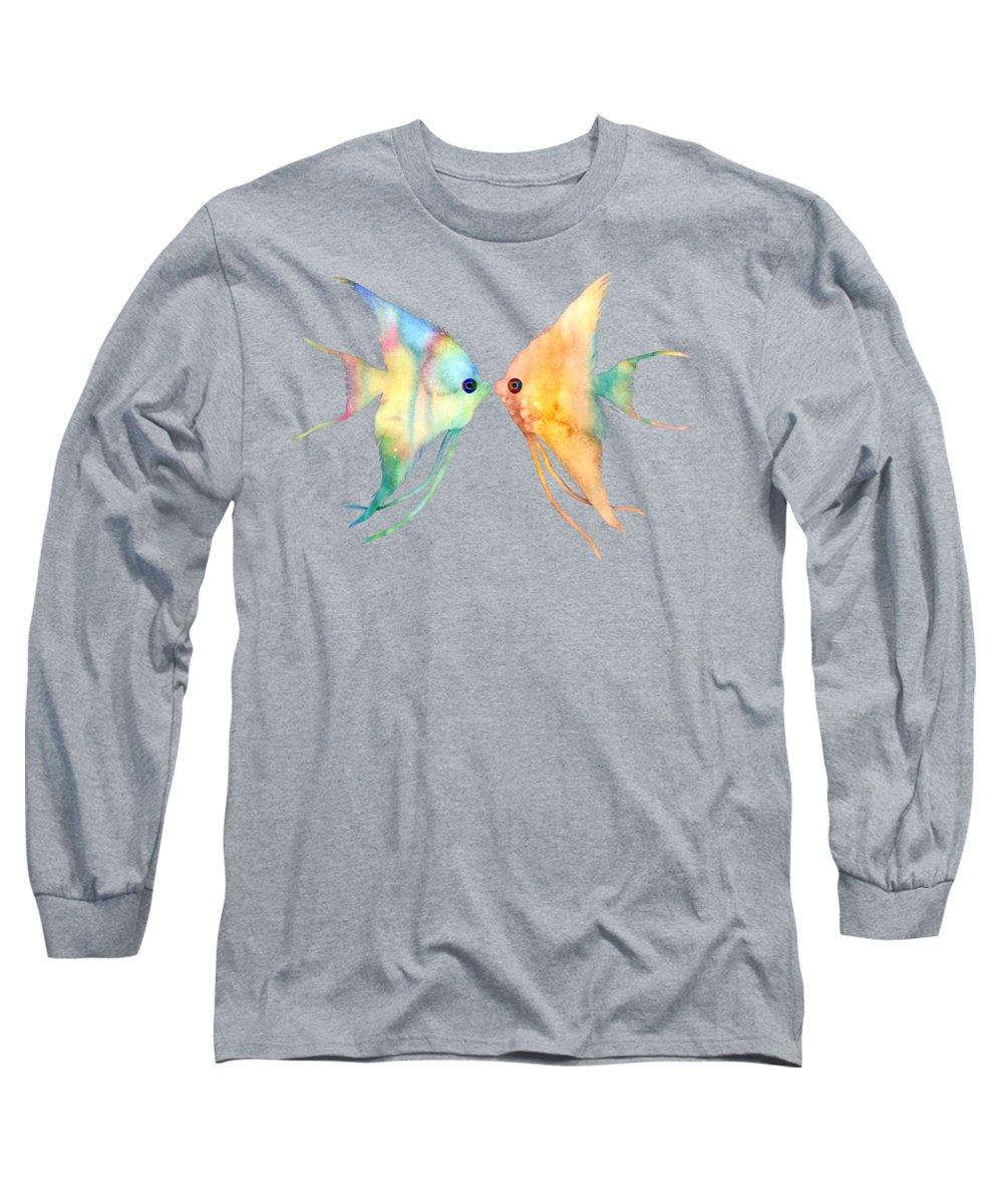 Fish Long Sleeve T-Shirts