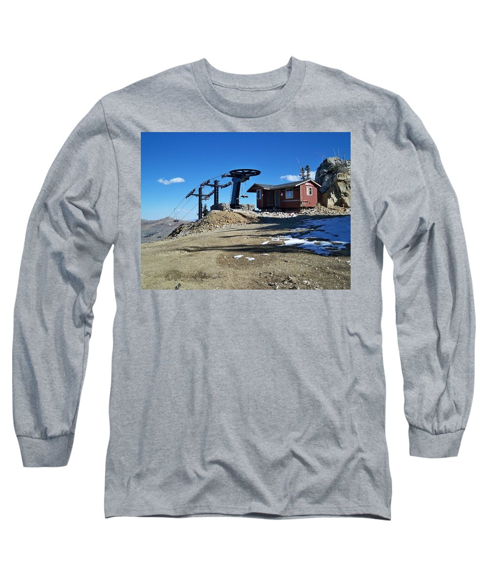 Landscape Long Sleeve T-Shirt featuring the photograph Anticipation by Michael Cuozzo