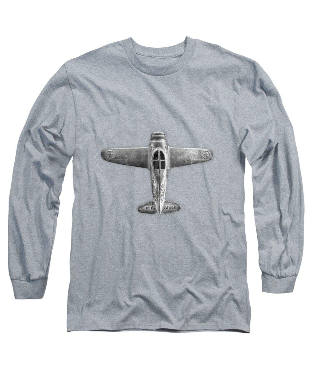 Vintage Airplane Long Sleeve T-Shirts