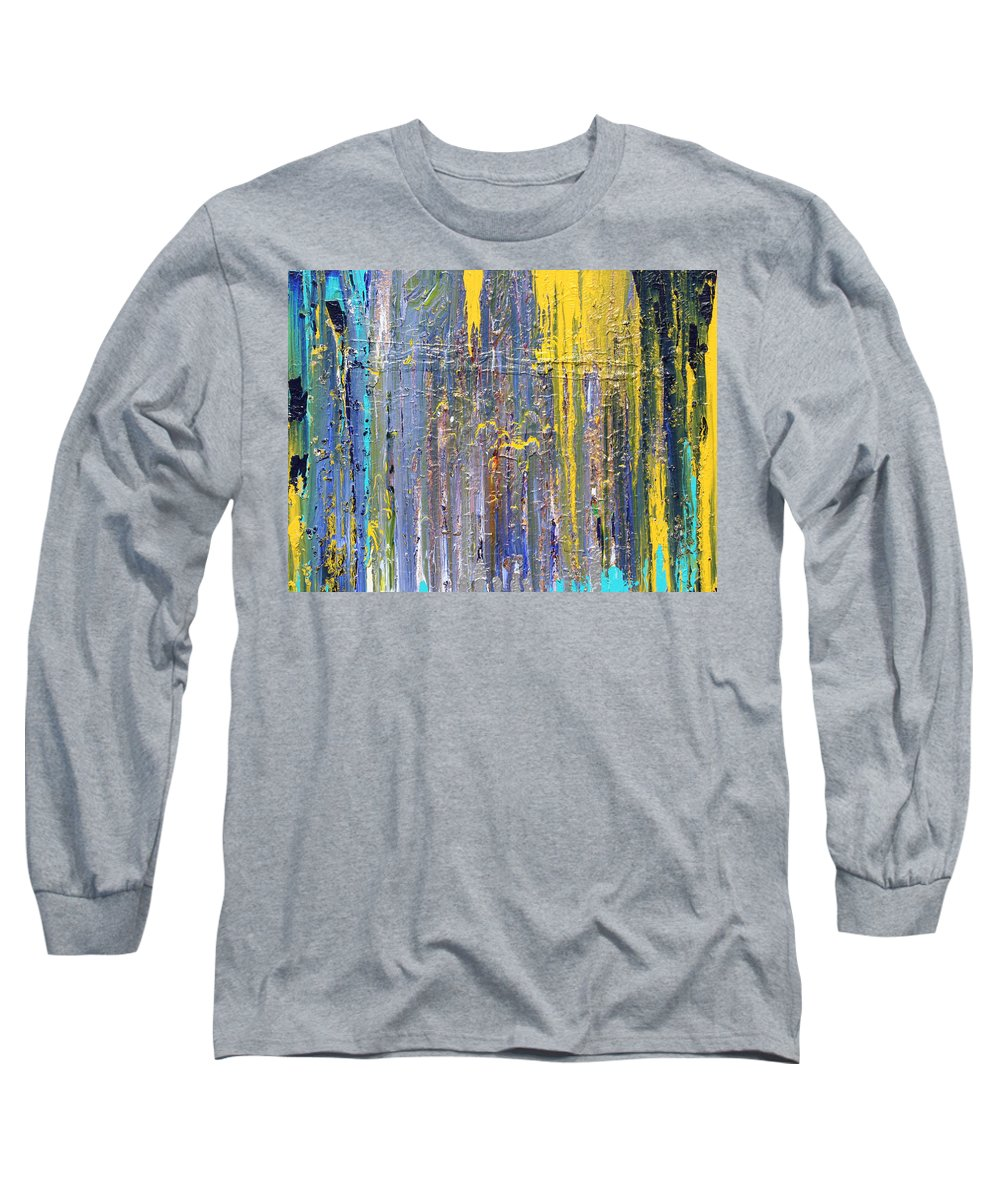 Fusionart Long Sleeve T-Shirt featuring the painting Arachnid by Ralph White