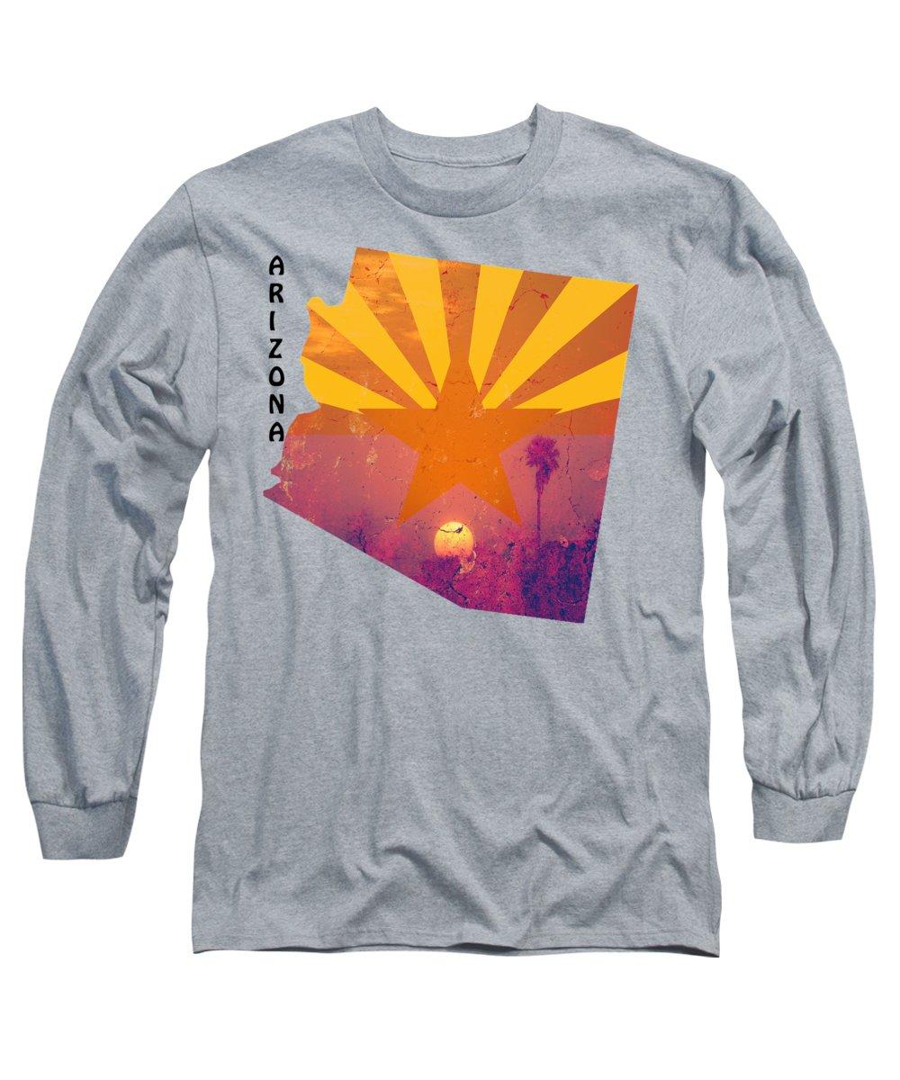 Grand Canyon Photographs Long Sleeve T-Shirts