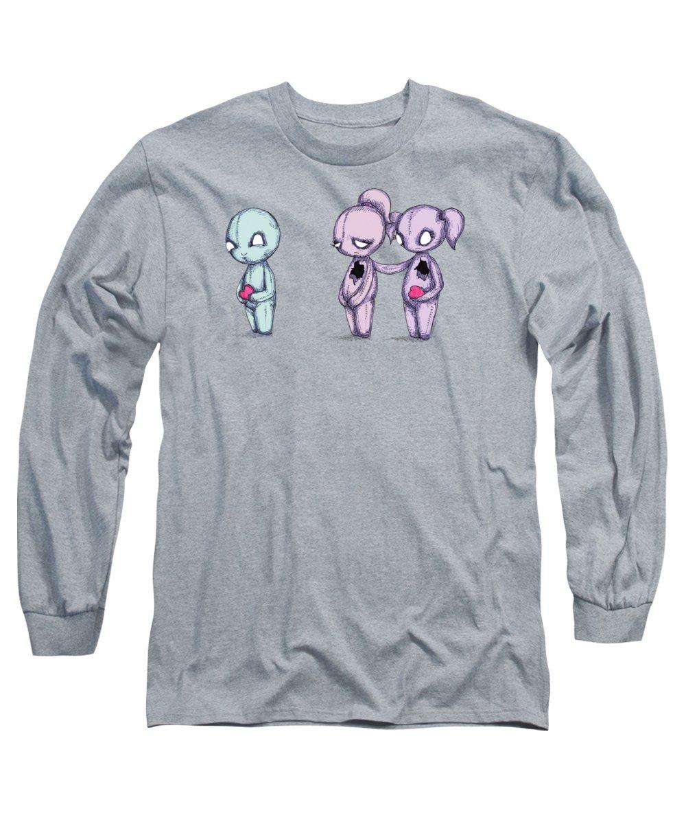 Friend Long Sleeve T-Shirts