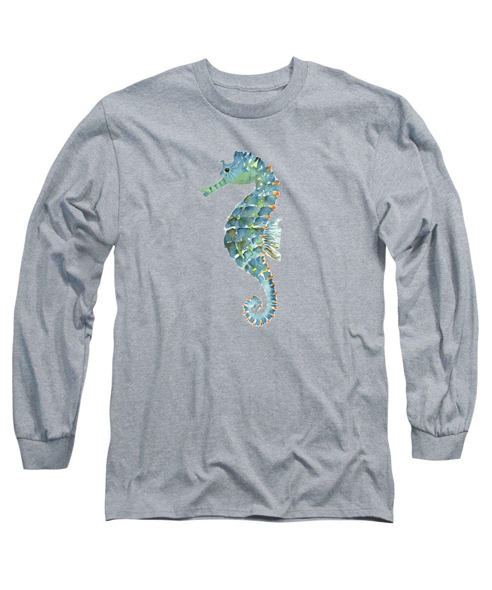 Seahorse Long Sleeve T-Shirts