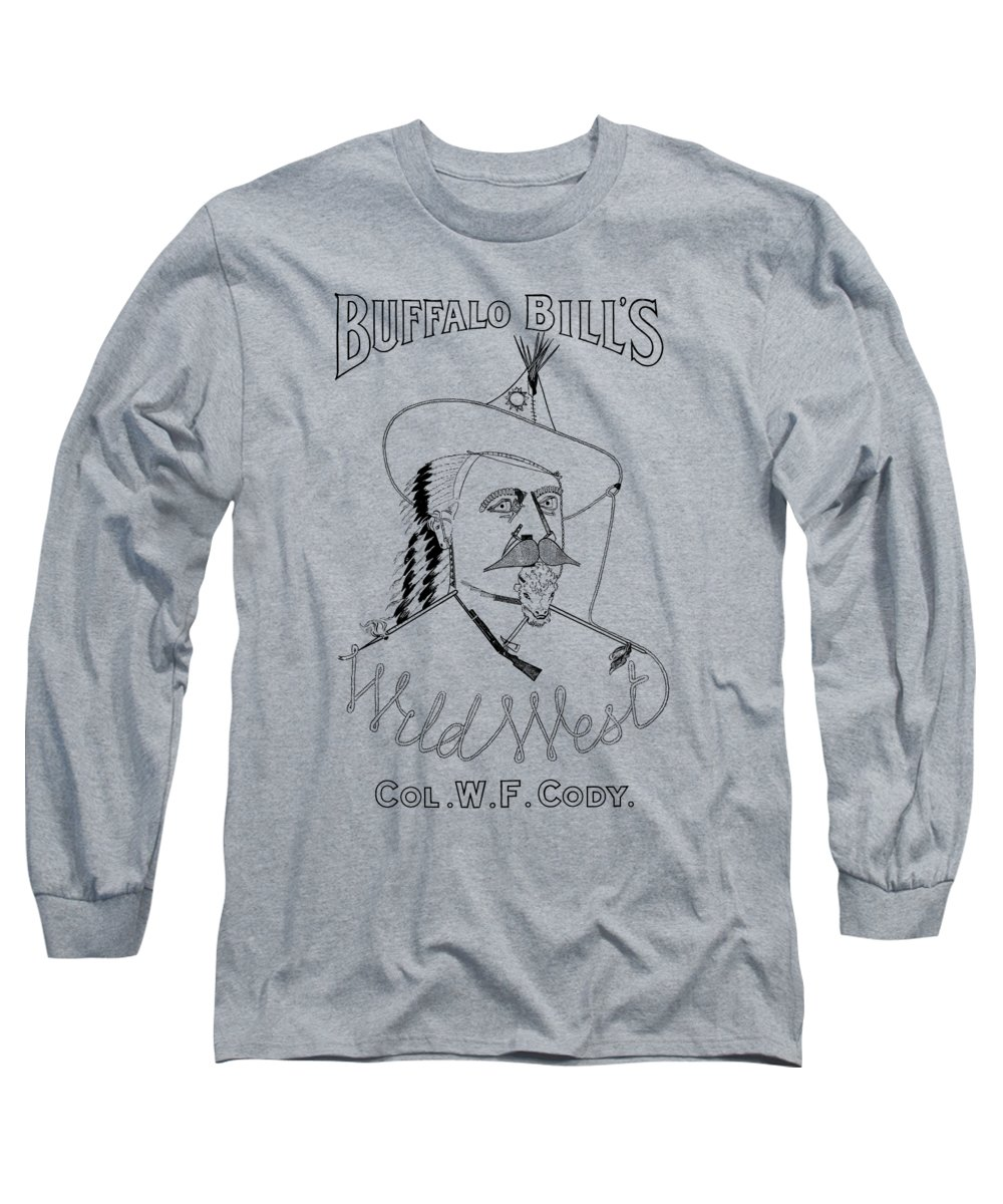 Wild Bill Long Sleeve T-Shirts
