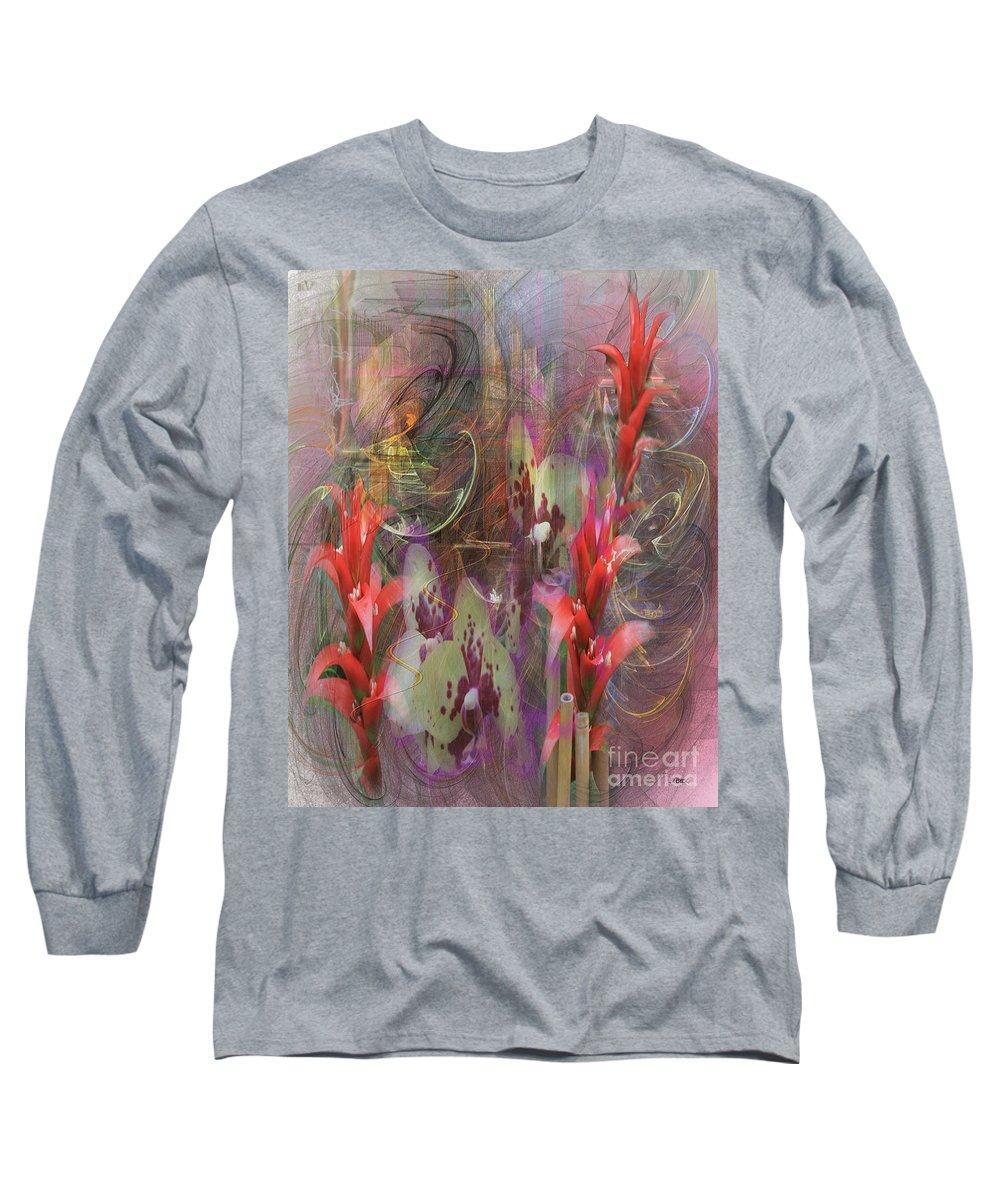 Chosen Ones Long Sleeve T-Shirt featuring the digital art Chosen Ones by John Beck