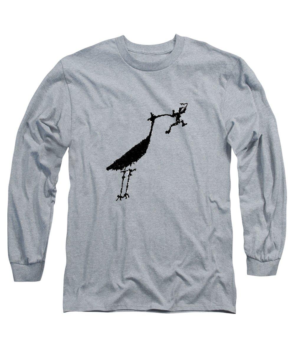 Petrified Forest Photographs Long Sleeve T-Shirts